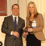 HCP's Diana Oslund Honored