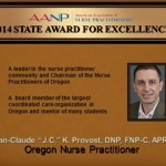 Housecall Providers clinician receives AANP State Award for Excellence
