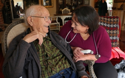 Results of The National Medicare Study, Independence At Home, Validate Housecall Providers' Service Model