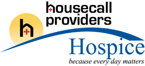 hospice in home care logo
