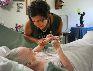 Housecall provides hospice care
