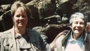 Deborah and her mother, Emalyn.