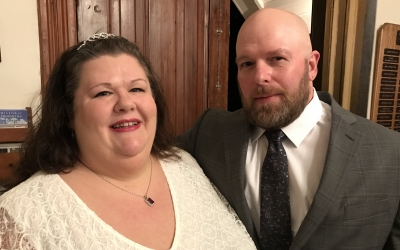 Nanci and Paul: A love for the ages