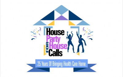 Help us celebrate 25 years of delivering home-based medical care