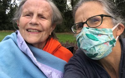 Daughter brings mom home for final months of life