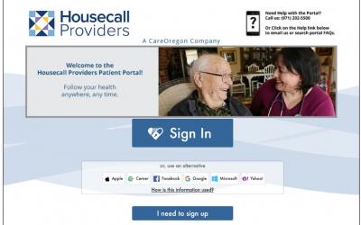 FollowMyHealth, the Housecall Providers patient portal