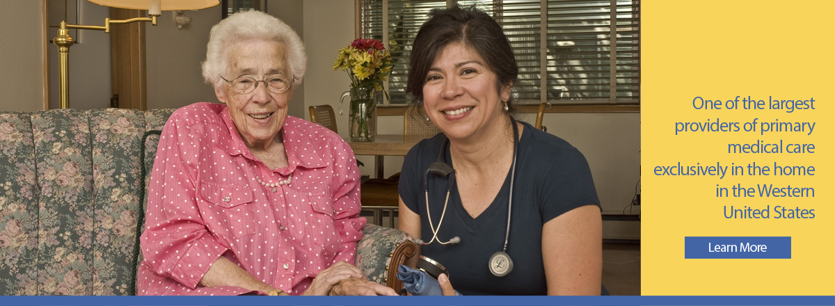 Housecall Providers offers in home medical care